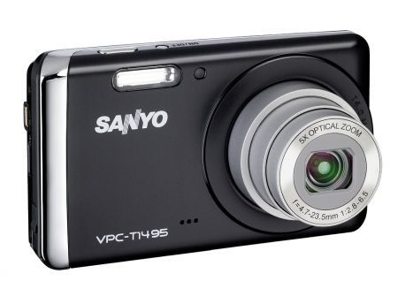 Sanyo T1495: fotocamera classica ed economica come regalo di Natale