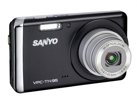 Sanyo T1495: fotocamera classica ed economica come regalo di Natale