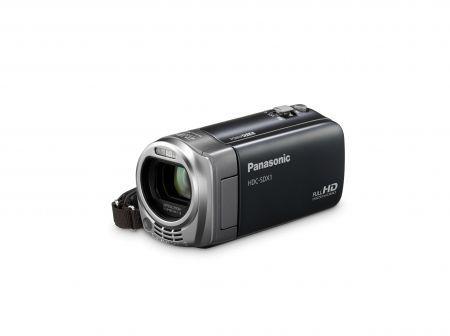 Panasonic HDC-SDX1: la videocamera Full-HD più leggera al mondo