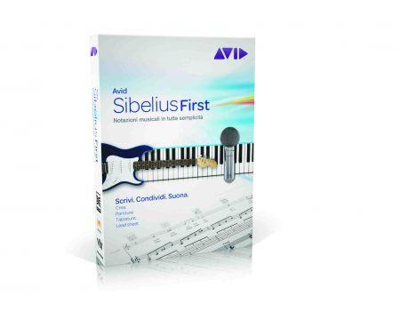 Avid Sibelius First: il tool definitivo per i musicisti amatoriali