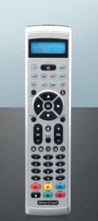 Come usare il Telecomando Universale Silver Crest 8 in 1