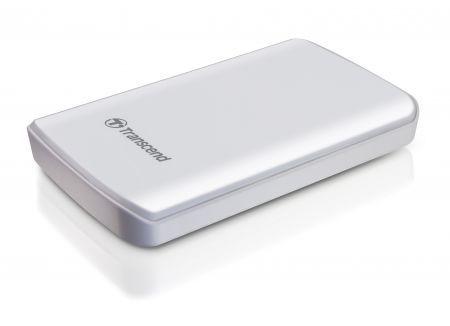 Transcend StoreJet 25D2-W: hard disk portatile per Mac come idea Natale