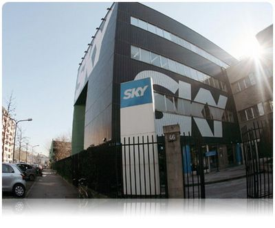 Sky sul Digitale Terrestre ma gratis in chiaro sino al 2012