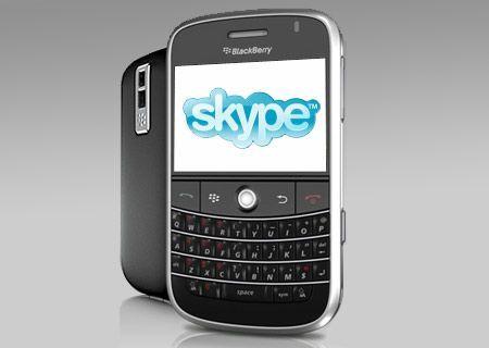 Skype BlackBerry: RIM lancia la fase di beta testing, a breve la versione pubblica
