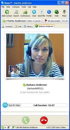 Skype compie 5 anni!