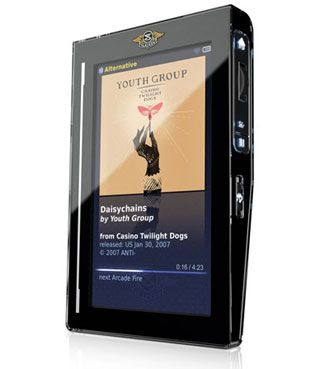 Slacker Portable Device