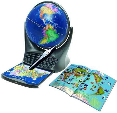 Oregon Scientific Smart Globe 3, regalo di Natale per bambini avventurosi