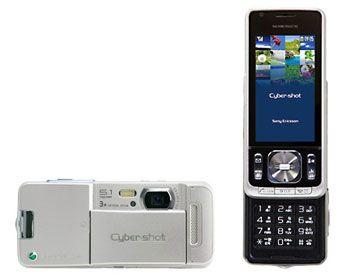 Sony Ericsson SO905iCS Cybershot