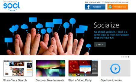 So.cl, Microsoft lancia il suo social network contro Facebook e Google