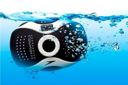 SofTeam Speedo Aquashot 9.0 MP: fotocamera e videocamera impermeabile