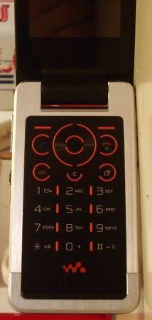 Sony Ericsson Alicia, nome ufficiale W707