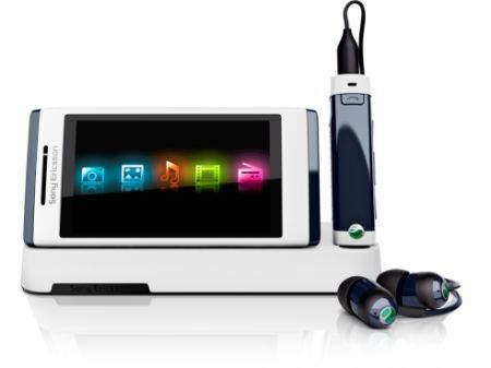Sony Ericsson Anio: smartphone che si interfaccia con la Playstation 3