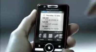 Sony Ericsson G900: ancora touchscreen