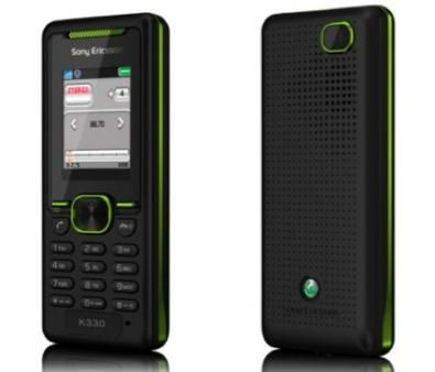 Sony Ericsson K330: spartano ma bello