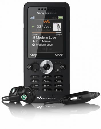 Sony Ericsson W302: cellulare serie Walkman di fascia media