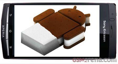 Sony Ericsson Xperia Arc HD, il primo smartphone della casa con Android 4.0