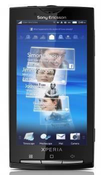 Sony Ericsson Xperia X10: smartphone per l'intrattenimento come regalo