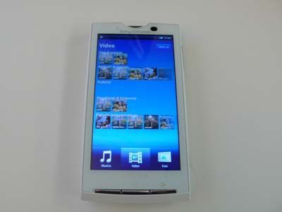Sony Ericsson Xperia X10: Android 2.1 entro la fine del 2010