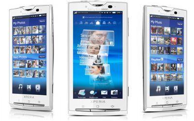 Sony Ericsson Xperia X10 sarà aggiornato ad Android 2.3. Gingerbread