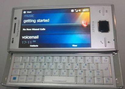 Sony Ericsson Xperia X2 Vulcan: annuncio ufficiale prossima settimana