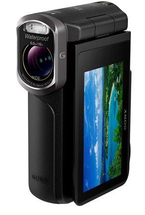 Sony HandyCam HDR-GW55VE nero