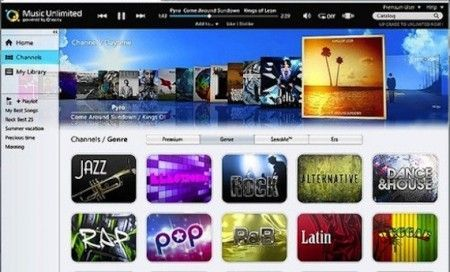 Sony Music Unlimited: arriva lanti iTunes in Italia?