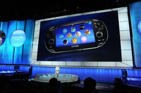 PS Vita all'E3 2001