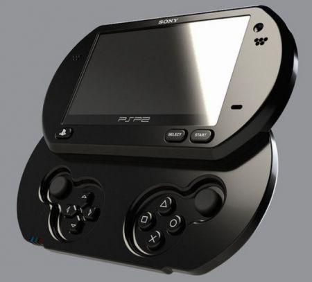 Sony PSP2: schermo OLED e connessione 3G?