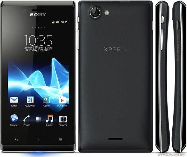 IFA 2012: Sony Xperia J, caratteristiche del nuovo low cost [ANTEPRIMA VIDEO]