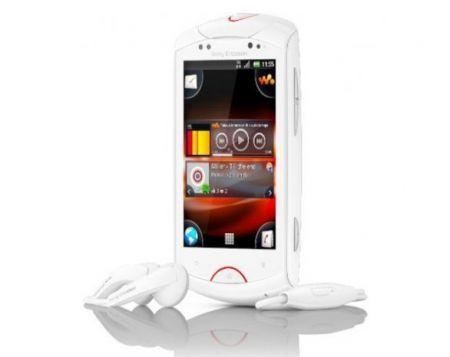 Sony Ericsson Live con Walkman, lo smartphone a tutta musica