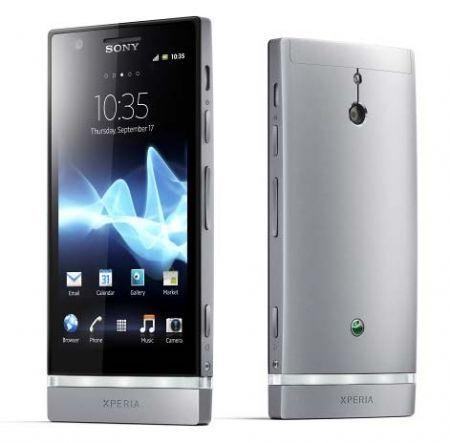 Sony Xperia P, lo smartphone in alluminio [ANTEPRIMA VIDEO]