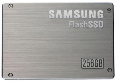 Sotto l'albero troveremo un ultraveloce SSD Samsung da 256 gigabyte?