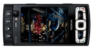 Nokia_N958GB_spiderman