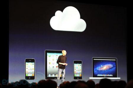 WWDC 2011 iCloud