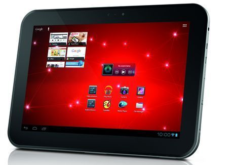 Tablet Android, Toshiba presenta il nuovo AT300