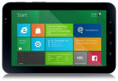 Windows 8: sui tablet schermi superiori al Retina Display di Apple
