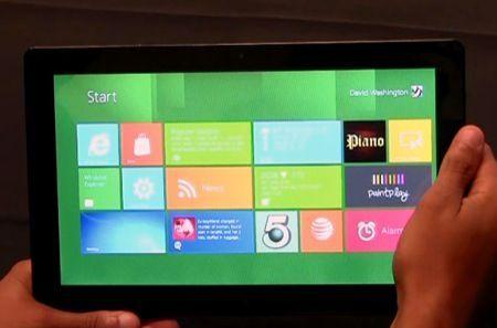 Tablet con Windows 8 e processori Intel, rischio di prezzi troppo alti
