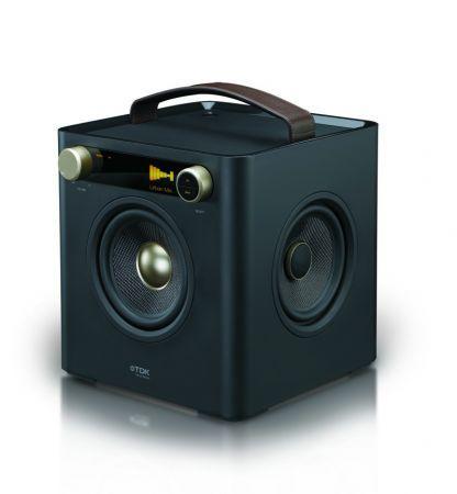 TDK Sound Cube: sistema audio avanzato da portare sempre con sè