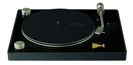 TDK Belt-Drive Turntable: giradischi con cavo USB