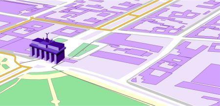 Tele Atlas presenta le Urban Maps per dispositivi Mobile