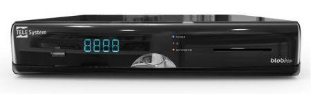 Telesystem Hybrid-BLOBbox: decoder digitale terrestre con Internet
