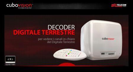 Telecom Italia CuboVision e Intel MeeGo: al via TV online e servizi internet