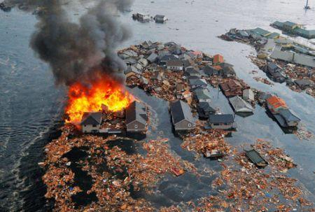 Terremoto Giappone: batterie e memorie a rischio