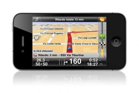 TomTom 1.7 per iPhone