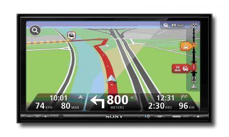 TomTom e Sony per sistema navigazione Xplod AV all'IFA 2010
