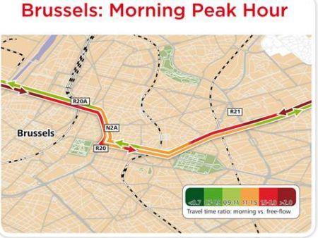 TomTom Traffic Stats: archivio dati sul traffico più grande al mondo