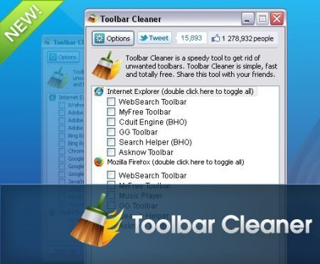 ToolbarCleaner