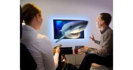 Al CES 2011 Toshiba LCD 3D