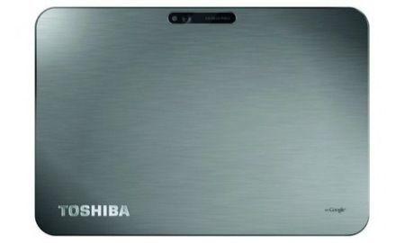 CES 2012, Toshiba presenta un tablet super sottile e una nuova TV 3D senza occhialini