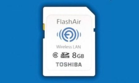 IFA 2011: Toshiba Flash Air, la Secure Digital che si connette al WiFi